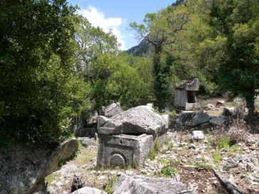 Necropolis, Termessos